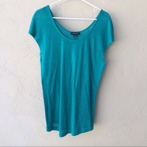 Tops - Teal Trouvé Top.  NWOT