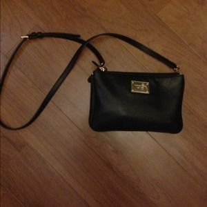 Michaels kors satchel/clutch