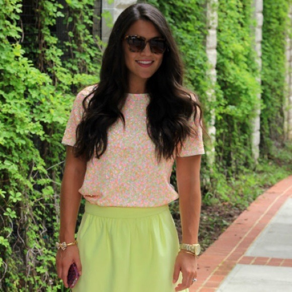 J. Crew Tops - J.Crew Sequin Top