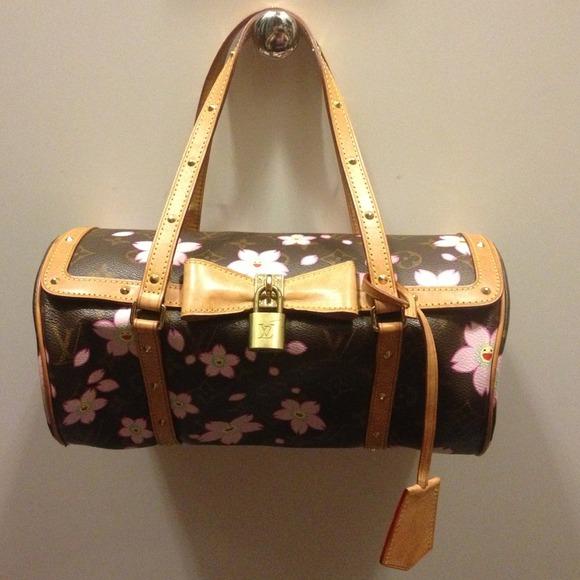 9050989881cf Louis Vuitton Handbags - Louis Vuitton cherry blossom bag
