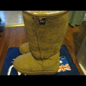 emu Shoes - Emu Boots Size 5