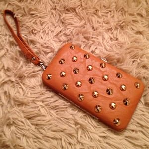 Clutches & Wallets - IPhone Stud Case
