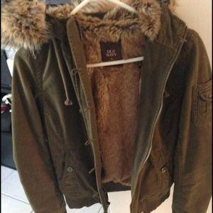 Old navy cargo jacket