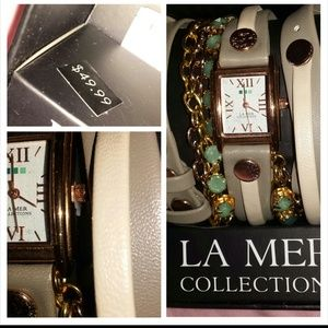 La Mer Collection Watch