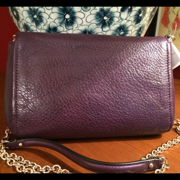 Coach Clutches & Wallets - Coach Madison Leather Chain Crossbody/Clutch 2