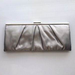 Ann Taylor Clutches & Wallets - AT Loft Sliver Clutch