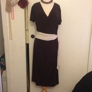 JBS Brown dress Reasonable offer will be accepted