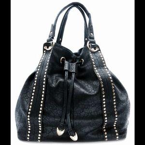 Handbags - GORGEOUS TOTE BAG IN BLACK