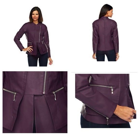 34b2abe02f6 Jennifer Hudson Collection Jackets   Coats