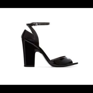 Zara Sandal with Ankle Strap 6.5