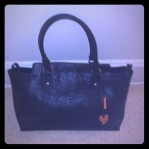 💯Authentic Cuore and Pellle MUSETTE CARRYALL TOTE