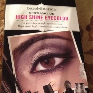 bare minerals Other - Brand New Bare Minerals Eye Collection