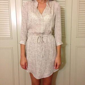 Aritzia Dresses & Skirts - Aritzia Talula Babaton silk dress