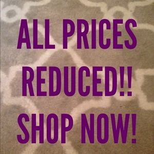 ❤️ ALL PRICES DRASTICALLY REDUCED! ❤️