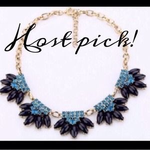host pick J CREW NECKLACE