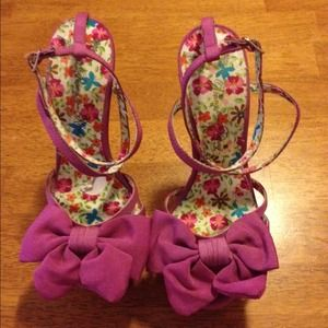 pennyluvskenny Shoes - Bow shoes