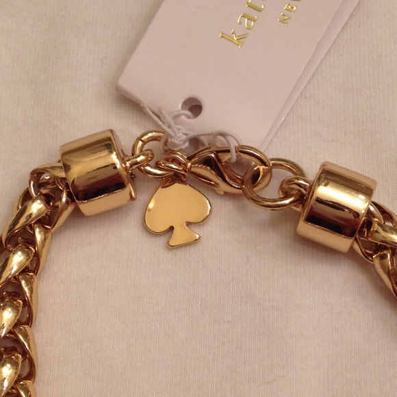 "kate spade Jewelry - Kate Spade""Learn the Ropes""link bracelet❌Reserved 2"