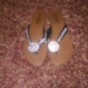 Eve Shoes - Black sandals