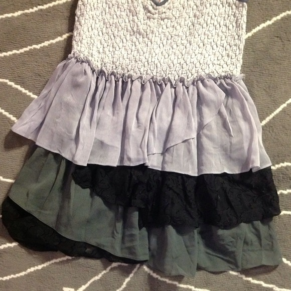 Free People Dresses & Skirts - Free People Layered Tutu Dress 3