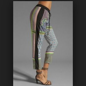 clover canyon Pants - Clover canyon silk pants 3