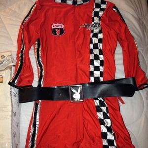 Playboy Racy Racer costume