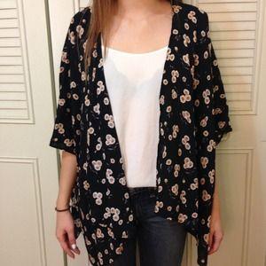 Brandy Melville kimono