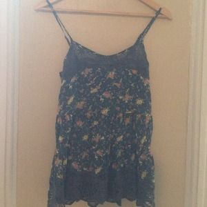 ❤️SOLD❤️Free People Intimately Crochet Slip