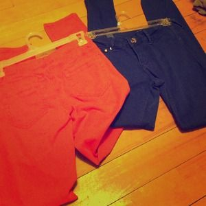 Bundle 2 jeans size 3