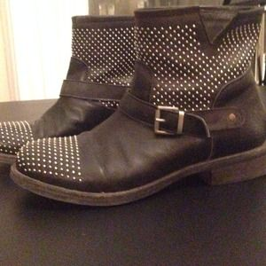 ❤️SOLD❤️Steven by Steve Madden Studded Moto