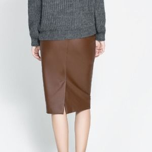 Zara Skirts - 🎉HOST PICK🎉Zara skirt