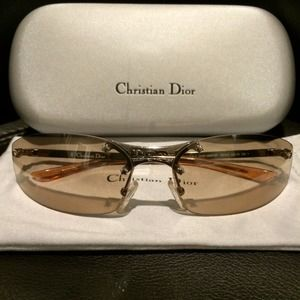  Authentic Dior minipop sunglasses