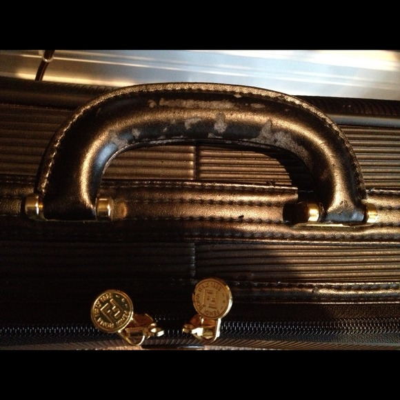 FENDI Accessories - RESERVED - FENDI VINTAGE SUITCASE/ CARRY-ON 3