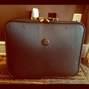 FENDI Accessories - RESERVED - FENDI VINTAGE SUITCASE/ CARRY-ON 1