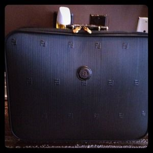 RESERVED!! FENDI Suitcase/Carry-On