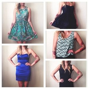 Dresses & Skirts - Bundle for @courtneeishuman
