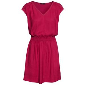 Dresses & Skirts - Red Satin Dress