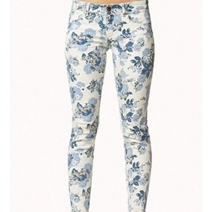 Denim - Perfect Floral Denim 26