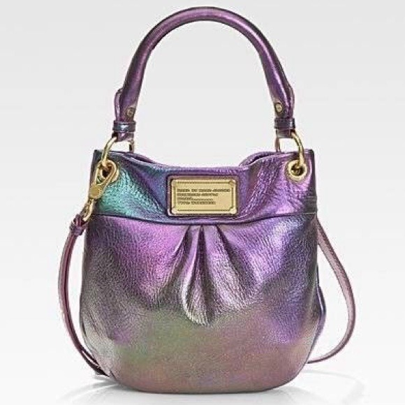 13% off Marc by Marc Jacobs Handbags - Marc Jacobs Iridescent Bag *NEW ...