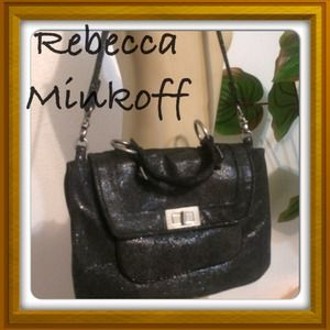 Rebecca Minkoff authentic satchel