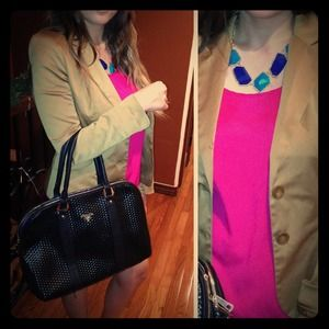 Brown dressy blazer 💚