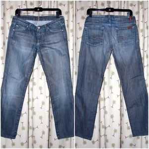 Authentic 7 Of All Mankind Jeans