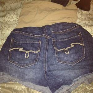 3fcd6fedef092 Motherhood Maternity Jeans | Sold On Vinted Maternity Shorts | Poshmark
