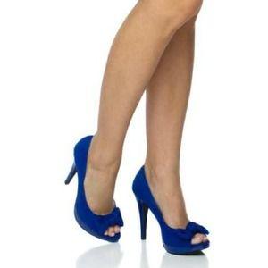 "BN Shoedazzle ""Moxie"" Heels"