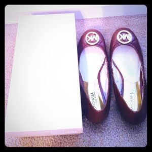 Michael Kors ballet flat shoes. SOLD Locally