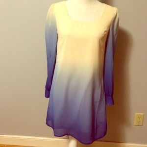 Blu Pepper Lilac Dress - Size Small