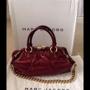 Authentic Marc Jacobs Stam Bag