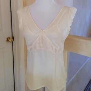 GAP Tops - NWOT Sheer top from Gap