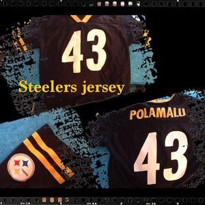 Tops - Steelers jersey