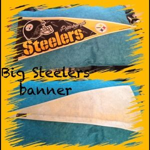 Other - Steelers banner
