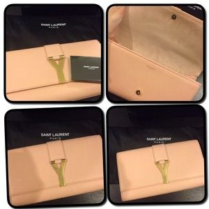 Yves Saint Laurent Clutches \u0026amp; Wallets on Poshmark